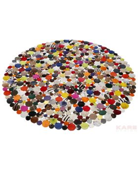 Carpet Circle Multi 150cm