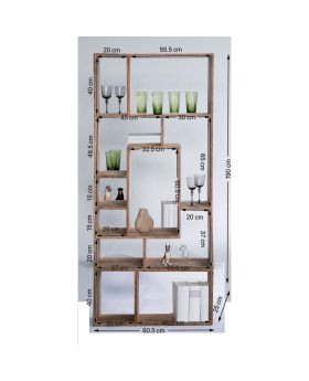 Authentico Shelf Multitask 190cm