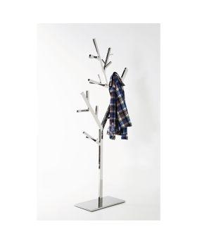 Coat Rack Technical Tree Chrome