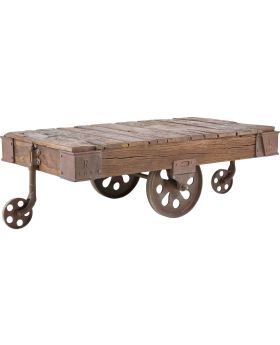 Coffee Table Railway 135x80cm