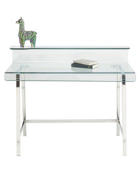 Office Table Visible Clear 110x56cm
