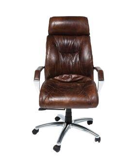 Office Chair Cigar Lounge