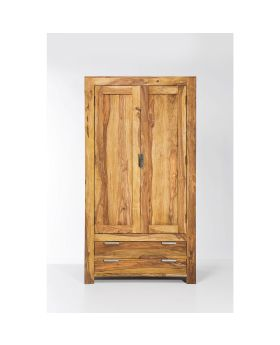 Authentico Wardrobe 2 Doors 2 Drw