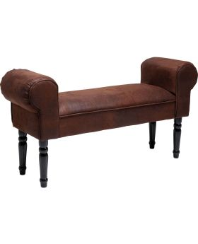 Bench Wing Vintage Brown
