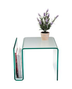 Side Table NewspaperClear Club