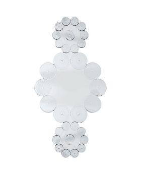Mirror Ice Flowers 194x102cm