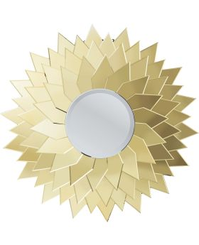 Mirror Sunflower Round 120cm