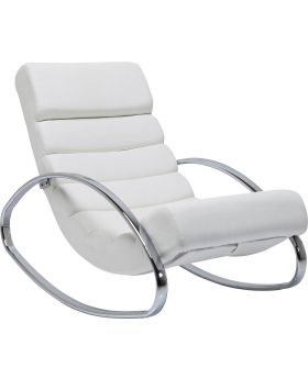 Rocking Chair Manhattan White