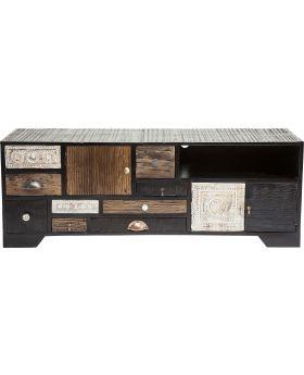 TV Board Finca 3 Doors 9Drw
