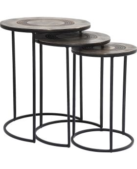 Side Table Marrakesh (3/Set) 48cm
