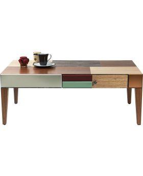 Coffee Table Metamorphosis