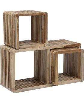 Cube Micado Nature (3/Set)