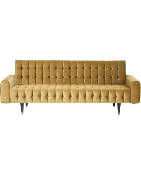 Sofa Milchbar Velvet Honey 3-Seater
