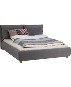 BED SZENARIO MUD 160X200 CM    (EXCLUDING BED SLAT AND MATTRESS)