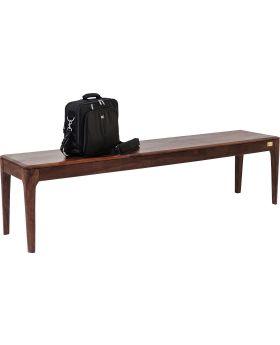 Brooklyn Walnut Bench 175cm