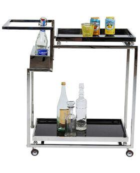 Tray Table Barfly Silver