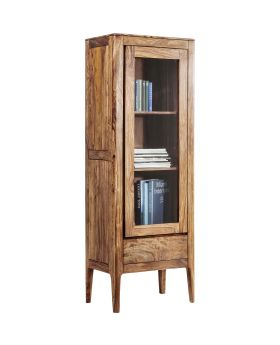 Brooklyn Nature Display Cabinet 1 Door