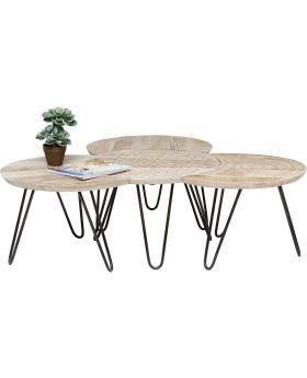 Coffee Table Puro (4/Set)