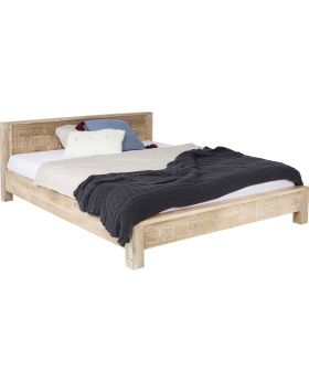 BED PURO 160X200CM    (EXCLUDING BED SLAT AND MATTRESS)
