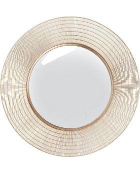 Mirror Nimbus Copper Ø90cm