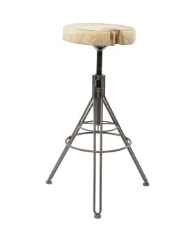 Bar Stool Wild Nature