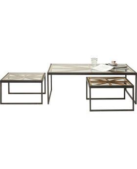 Coffee Table Beam (3/Set)