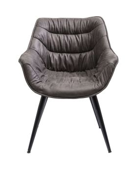 Chair with Armrest Thelma