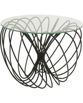 Side Table Wire Ball 60cm