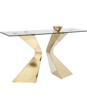 Console Table Gloria Gold