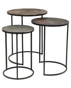 Side Table Electra (3/Set) 48cm