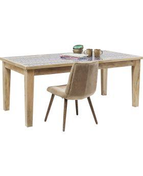 Table Fleur de Sel 180x90cm