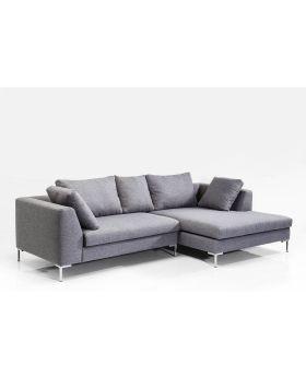 Corner Sofa Gianni Grey Right