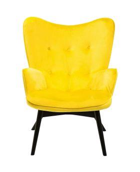 Vicky Arm Chair Velvet