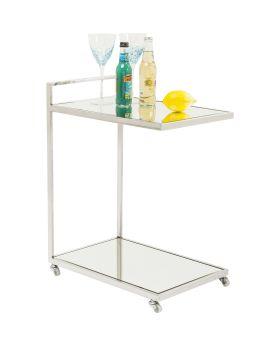 Tray Table Classy Chrome