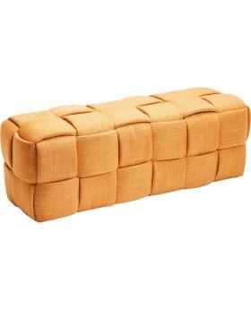 Bench Woven Orange