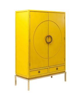 Cabinet Disk Yellow