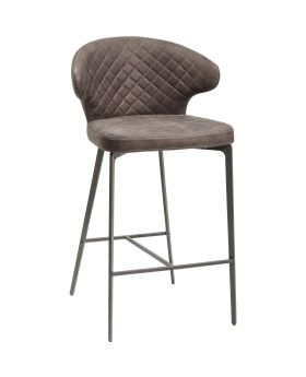 Bar Stool Amsterdam Grey