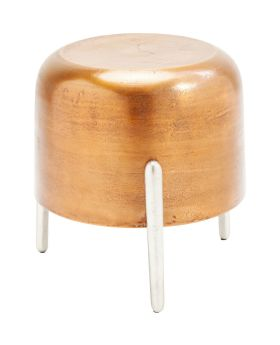 Stool Lumpy Copper