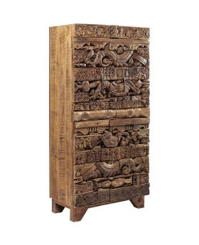 Cabinet Shanti Surprise Puzzle Nature 2Doors