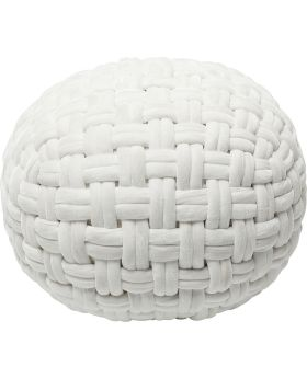 Stool Ovillo White