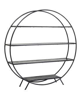 Shelf Mason Round