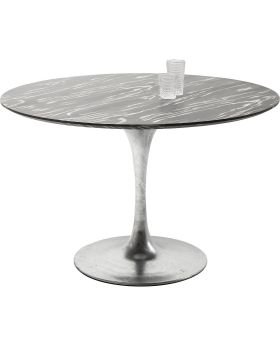 Table Base Invitation Zinc 60cm