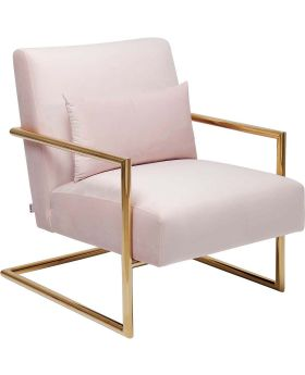 Armchair Living Vegas Rose