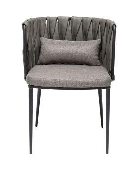 Chair with Armrest Cheerio incl. Cushi