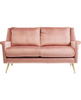 Sofa San Diego 2-Seater Rose 145cm