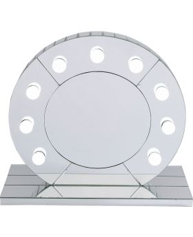Table Mirror Make Up  Round