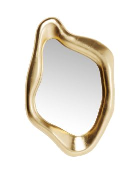 Mirror Hologram Gold 119x76cm