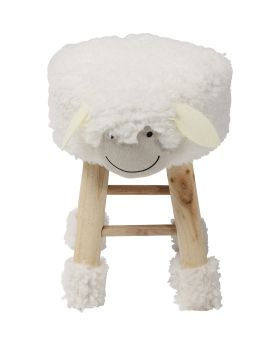 Stool Funny Sheep