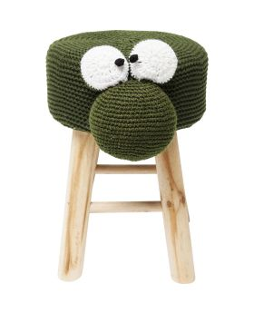 Stool Funny Frog