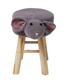 Stool Funny Mouse